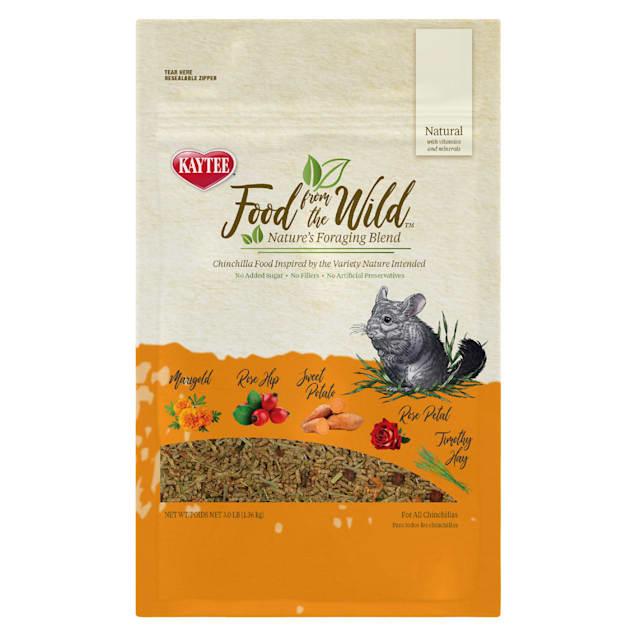 Kaytee Food from the Wild Chinchilla Food, 3 lbs. - Carousel image #1