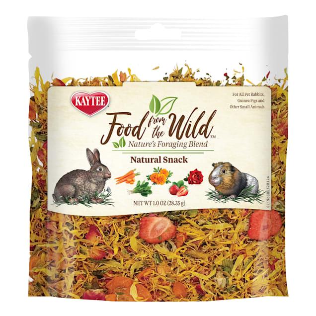 Kaytee Food from the Wild Medley Rabbit/Guinea Pig Treat, 1 oz. - Carousel image #1
