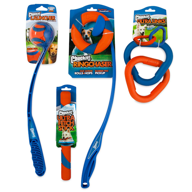 Chuckit! Ultra Kit Dog Toys, Large - Carousel image #1