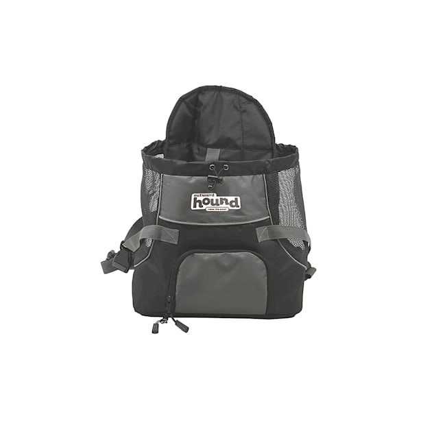 Outward Hound Pooch Pouch Gray Front Carrier for Dogs, Small - Carousel image #1