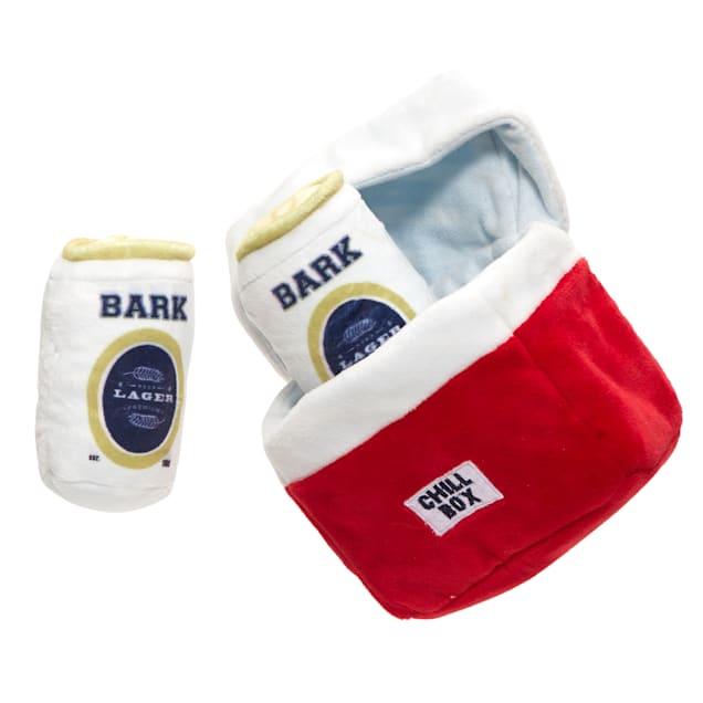 BARK Subzero Camping Hero Dog Toy, Medium - Carousel image #1