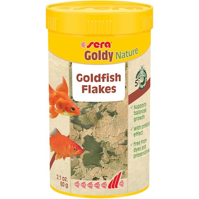 Sera Goldy Nature Goldfish Food, 2.1 oz. - Carousel image #1