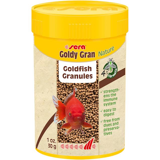 Sera Goldy Gran Nature Goldfish Food, 1 oz. - Carousel image #1