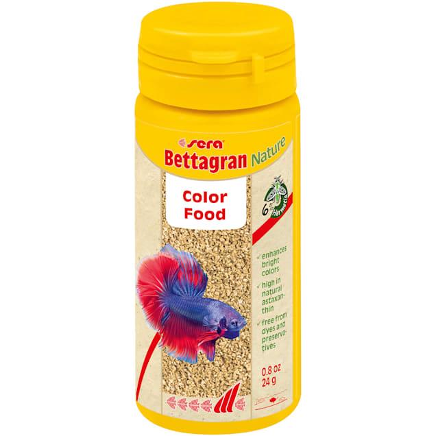Sera Bettagran Nature Betta Fish Food, 0.8 oz. - Carousel image #1