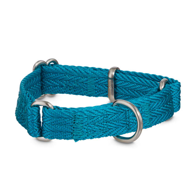 Good2Go Blue Martingale Dog Collar, X-Small - Carousel image #1