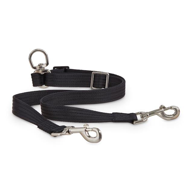 Good2Go Black Adjustable Leash Coupler for Dogs - Carousel image #1