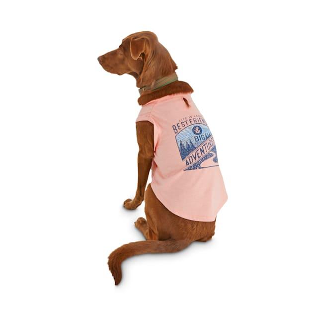 Reddy Big Adventures Dog Graphic T-Shirt, X-Large - Carousel image #1