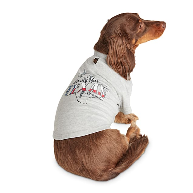 Reddy Texas Dog Graphic T-Shirt, X-Large - Carousel image #1