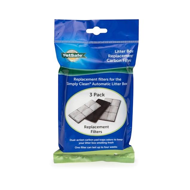 PetSafe Cat Litter Box Replacement Carbon Filters - Carousel image #1