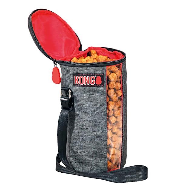 KONG Kibble and Treats Storage Bag for Dogs - Carousel image #1