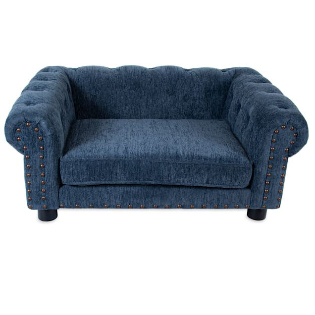 """La-Z-Boy Blue Tuscon Pet Sofa, 35"""" L X 27"""" W - Carousel image #1"""