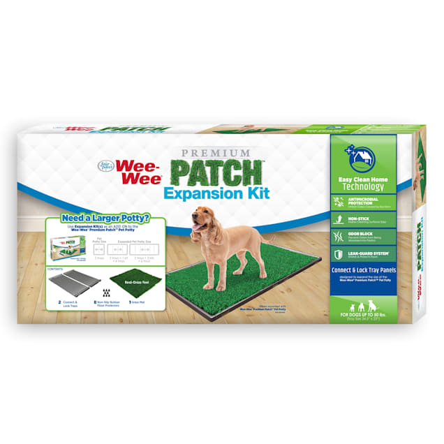Wee-Wee Premium Patch Expansion Kit for Dogs - Carousel image #1