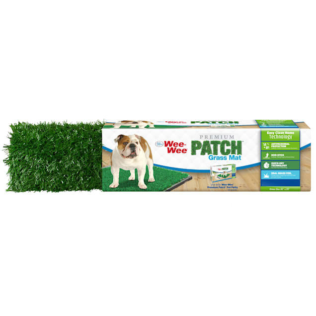 Wee-Wee Premium Patch Grass Mat for Dogs - Carousel image #1