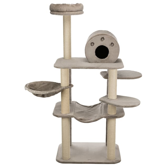 """Trixie Fabiola Cat Tower Scratching Post, 65"""" H - Carousel image #1"""