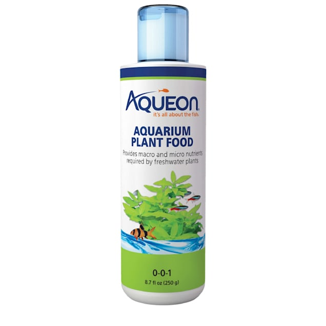 Aqueon Freshwater Aquarium Plant Food, 8.7 fl. oz. - Carousel image #1