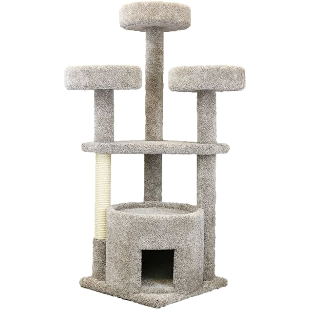 """Prestige Cat Trees 5 Level Main Coon Cat House, 65"""" H - Carousel image #1"""