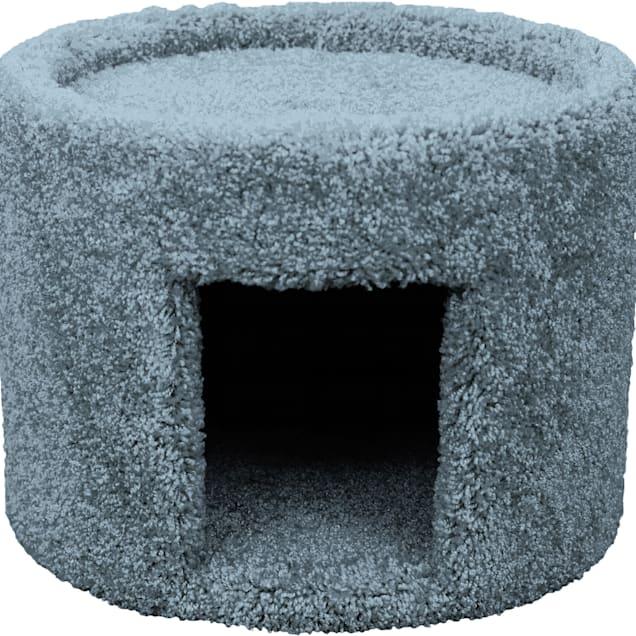 "New Cat Condos Premier Blue Cat Cave, 13"" H - Carousel image #1"