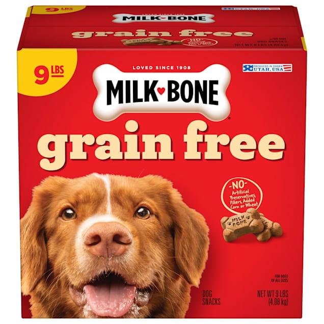 Milk-Bone Grain Free Dog Biscuits, 9 lbs. - Carousel image #1