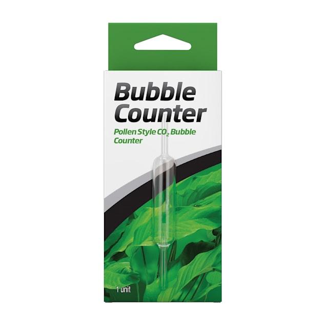 Seachem Glass Bubble Counter Aquarium Accessory - Carousel image #1