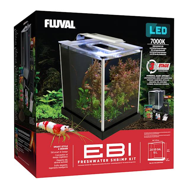 Fluval EBI Freshwater Shrimp Kit, 2.6 Gallon - Carousel image #1