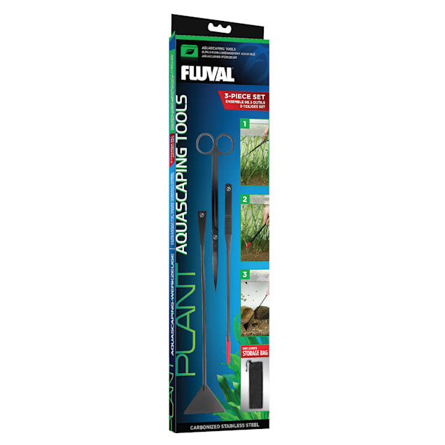 Fluval Planted Tool Kit, Pack of 3 - Carousel image #1