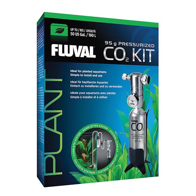Fluval Pressurized CO2 Tropical Kit, 95 Gram - Carousel image #1