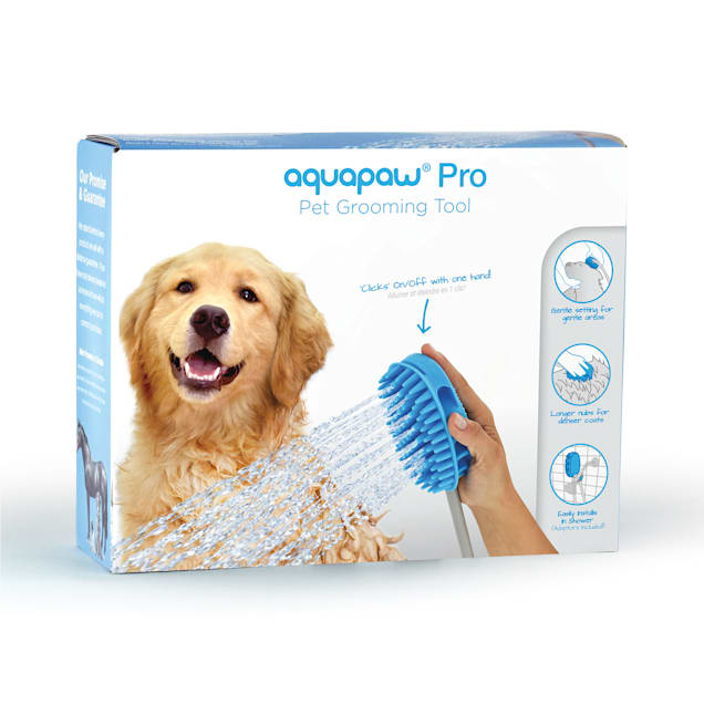 Aquapaw Pro Sprayer and Scrubber for Dogs - Carousel image #1