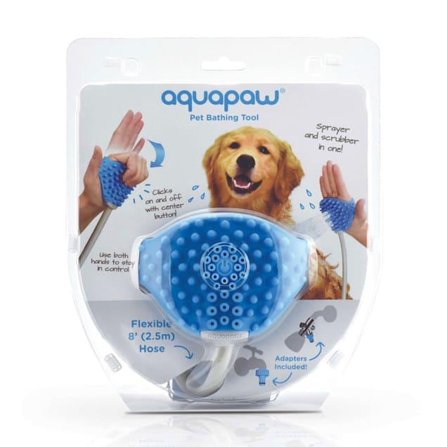 Aquapaw Shower Sprayer Scrubber Pet Bathing Tool - Carousel image #1