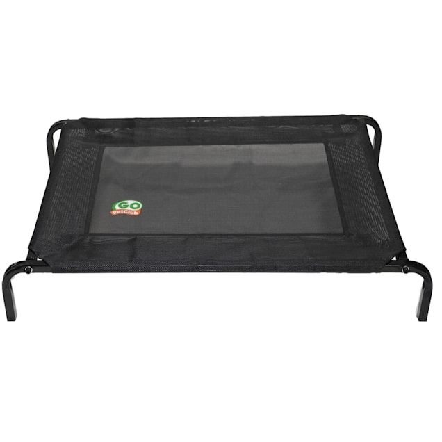 """Go Pet Club Elevated Cooling Pet Cot Bed, 28.75"""" L X 18"""" W X 6"""" H - Carousel image #1"""