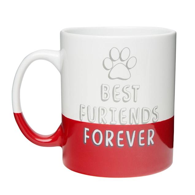 Amici Home Best Friends Forever Ceramic Coffe Mug - Carousel image #1