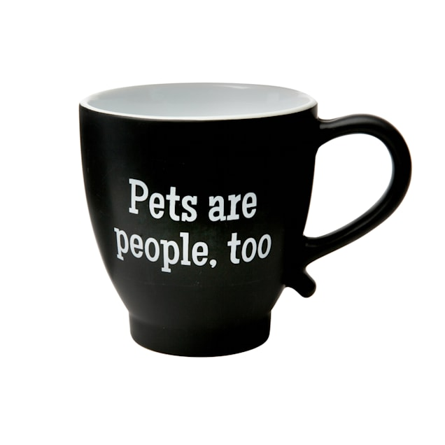 Amici Home Pets Are People Too Ceramic Coffe Mug - Carousel image #1