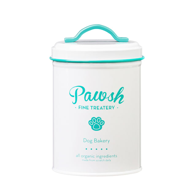 Amici Home Pawsh Mint Canister for Pets - Carousel image #1