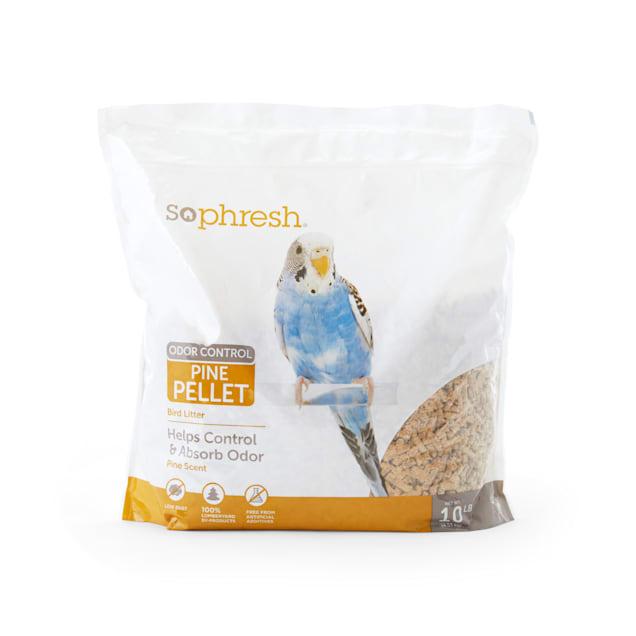 So Phresh Odor Control Pine Pellet Bird Litter, 10 lbs. - Carousel image #1