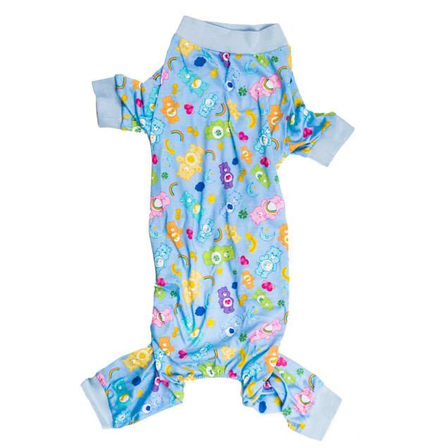Fresh Pawz Care Bears Best Friends Dog Pajamas, Large - Carousel image #1