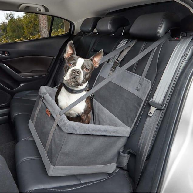 "Reddy Grey Pet Booster Seat, 15.5"" L X 11.5"" W X 8.5"" H - Carousel image #1"