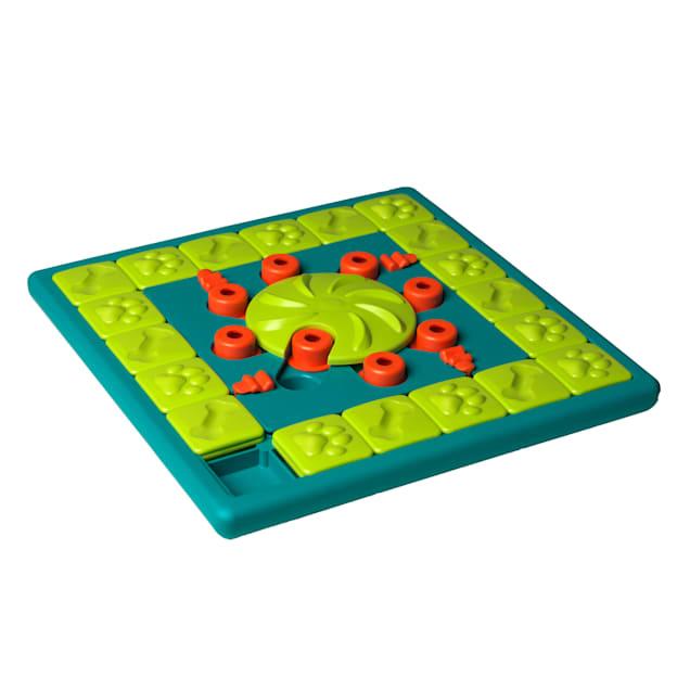 Outward Hound Blue Multipuzzle Dog Toy, Large - Carousel image #1