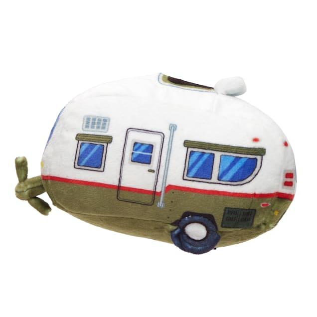 BARK Hairstream Trailer Dog Toy, Medium - Carousel image #1