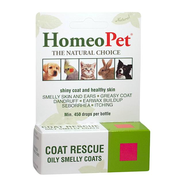 HomeoPet Coat Rescue, 0.51 oz. - Carousel image #1