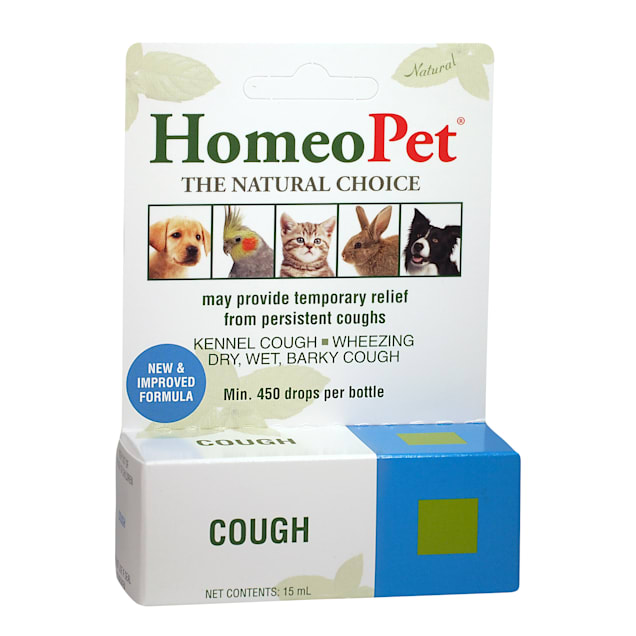 HomeoPet Cough, 0.51 oz. - Carousel image #1