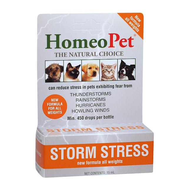 HomeoPet Storm Stress, 0.51 oz. - Carousel image #1