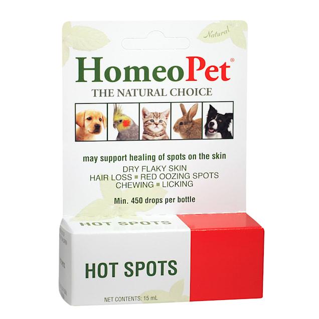 HomeoPet Hot Spots, 0.51 oz. - Carousel image #1