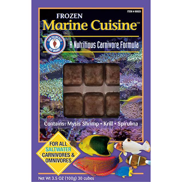 San Francisco Bay Brand Frozen Marine Cuisine, 3.5 oz. - Carousel image #1