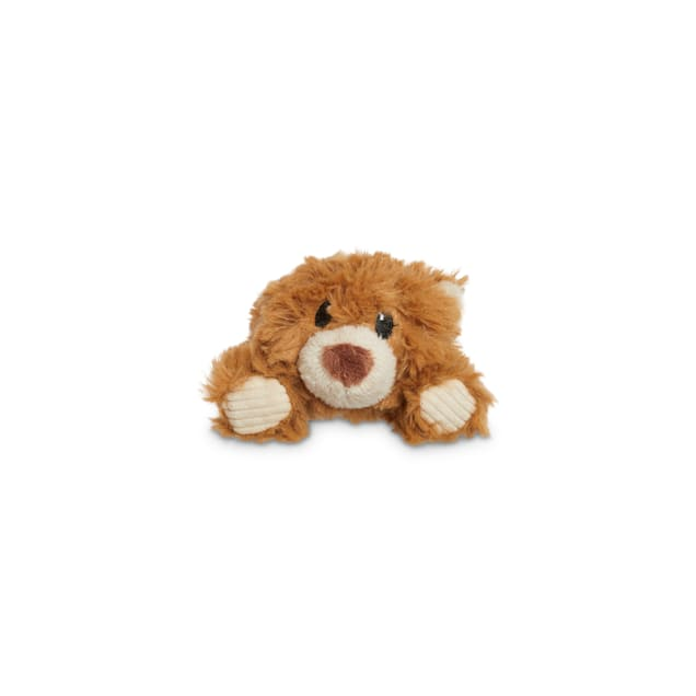 Leaps & Bounds Bearer of Snuggles Bear Plush Dog Toy in Various Styles, Small - Carousel image #1