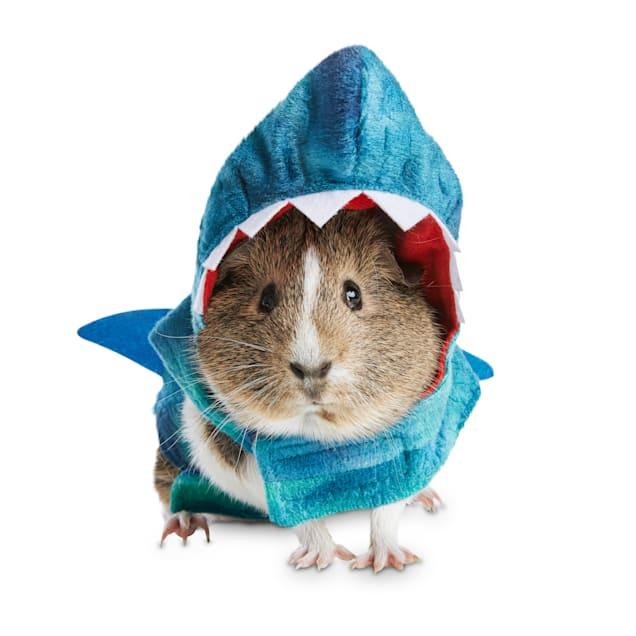 Bootique Shrunken Shark Small Animal Costume, Medium - Carousel image #1