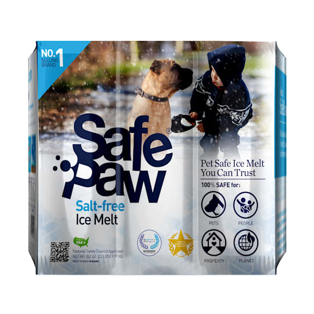 Safe Paw Ice Melter for Dogs, 22 lbs. - Carousel image #1