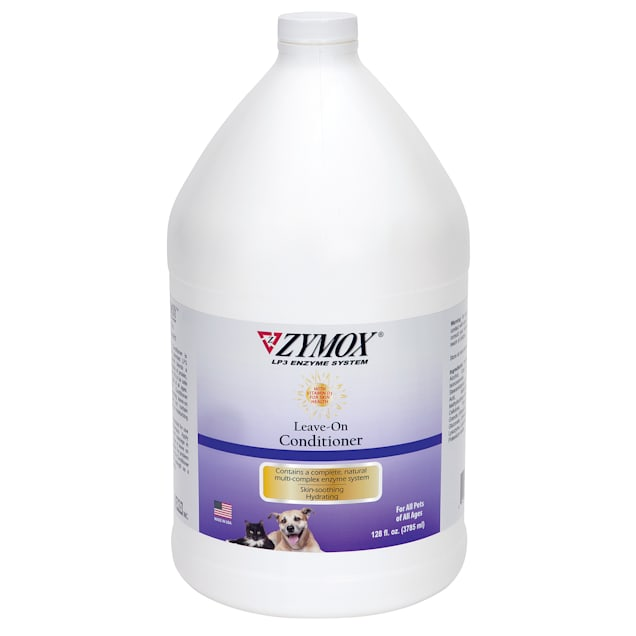Zymox Leave-On Conditioner, 1 Gallon - Carousel image #1