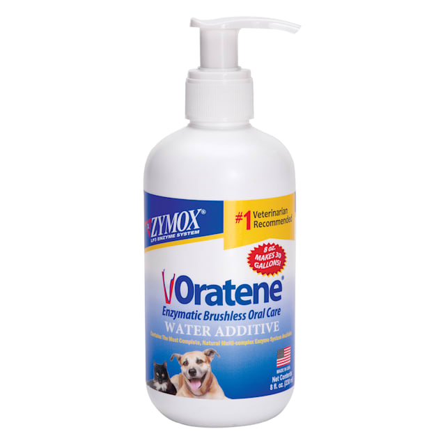 Zymox Oratene Water Additive, 8 oz. - Carousel image #1