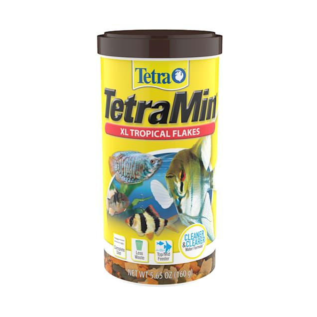Tetra TetraMin Tropical Flakes for Goldfish, 5.65 oz. - Carousel image #1