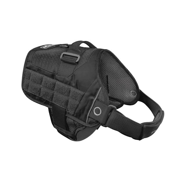 Kurgo RSG Townie Black Dog Harness, X-Small - Carousel image #1