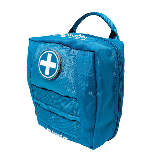 Kurgo Blue First Aid Kit for Dogs - Carousel image #1